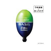 ≪新商品!≫ シマノ コア ゼロピット ベイシス FL-172L マスカット M 5B 【3個セット】