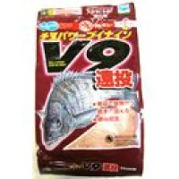 マルキュー チヌパワーV9遠投  (1箱ケース・15袋入)  8663