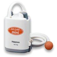 ハピソン  乾電池式エアーポンプミニ YH-732P (単3電池2個用)