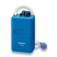 ハピソン  乾電池式エアーポンプ YH-702B (単1電池2個用)