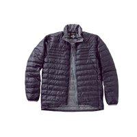 ハヤブサ エアウェイトダウンジャケット Y1119 ブラック(90) Sサイズ