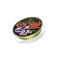≪新商品!≫ サンライン ソルティメイト・PEエギULT HS8 240m 0.7号 ホワイト&ピンク&ライトグリーン