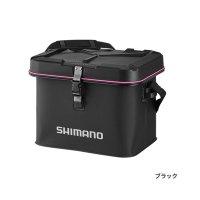 ≪'18年3月新商品!≫ シマノ ライトタックルバック BK-063R ブラック 27L