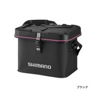 ≪'18年3月新商品!≫ シマノ ライトタックルバック BK-063R ブラック 32L