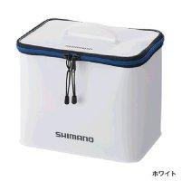 ≪'18年3月新商品!≫ シマノ シューズケース BK-077R ホワイト
