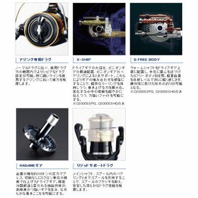 画像3: ≪'18年8月新商品!≫ シマノ '18 ソアレ BB C2000SSPG 【小型商品】