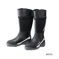 ≪'18年9月新商品!≫ シマノ サーマル・スパイクブーツ FB-007R ホワイト Sサイズ