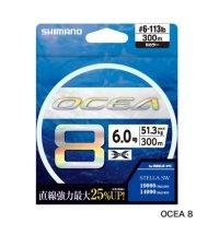 ≪'19年3月新商品!≫ シマノ オシア8 LD-A91S 500m 3.0号 5カラー