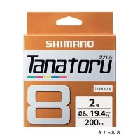 ≪'19年3月新商品!≫ シマノ タナトル 8 PL-F88S 500m 3.0号 5カラー【3個セット】