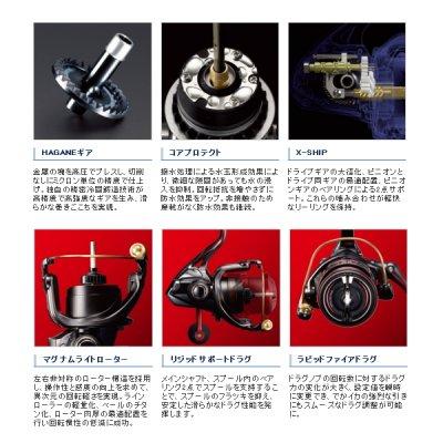 画像3: ≪'19年8月新商品!≫ シマノ '19 セフィア SS C3000SHG [8月発売予定/ご予約受付中]