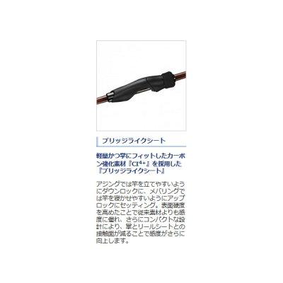 画像3: ≪'19年9月新商品!≫ シマノ '19 ソアレ BB S70SUL-S 〔仕舞寸法 109.0cm〕 [9月発売予定/ご予約受付中]