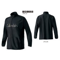 ≪'20年2月新商品!≫ がまかつ ラッシュジャケット GM-3634 ブラック Sサイズ