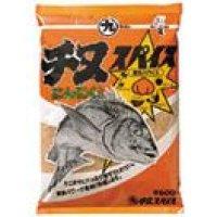 マルキュー  チヌスパイス (1箱ケース・15袋入)   10238