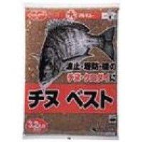 マルキュー  チヌベスト (1箱ケース・8袋入)